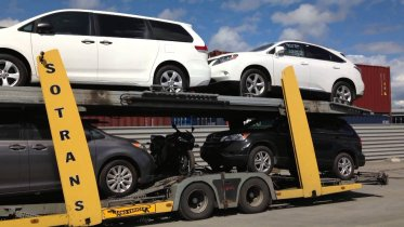 Cost to ship car across country - auto vehicle moving, trucking cars to another state