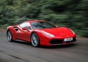 List of top five fastest cars in world