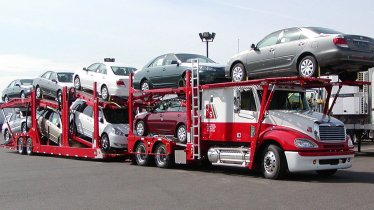 Private cars transport service