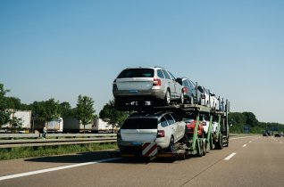 Car shipping company prices in United States