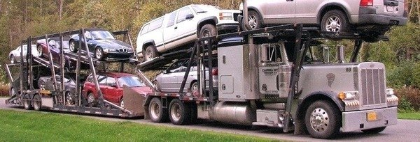 Shortest times expedited car shipping
